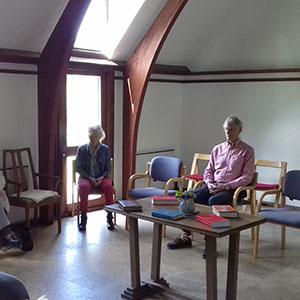 East Garston Meeting room sq