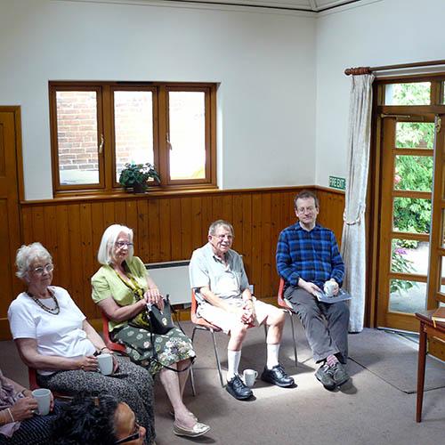 Maidenhead Meeting room sq