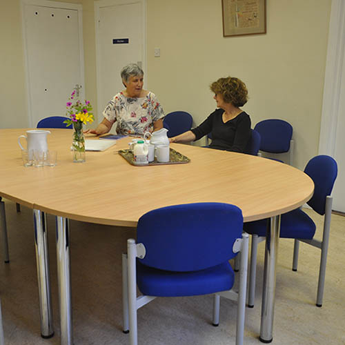 Reading Small Meeting room sq