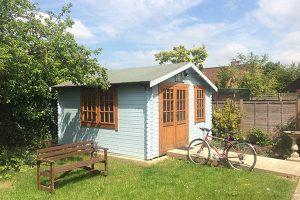 Wokingham Garden room