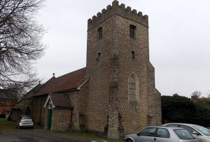 Photo of the Northbourne Centre in Didcot, which used to be an Anglican Church