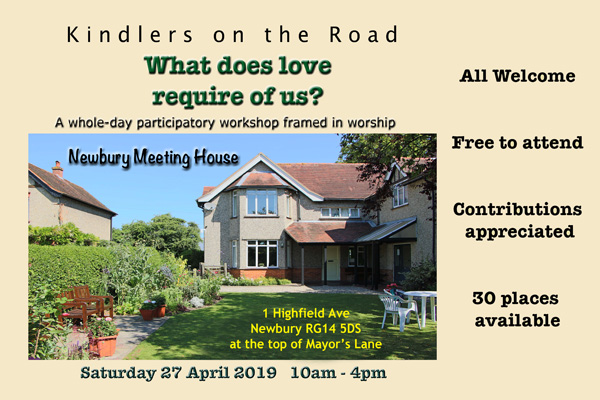 Invitation to a day's workshop