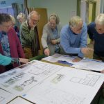 Viewing the Architects plans