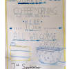 Coffee morning at the Wokingham Meeting House