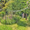 Henley meeting's garden in Chelsea Fringe Festival