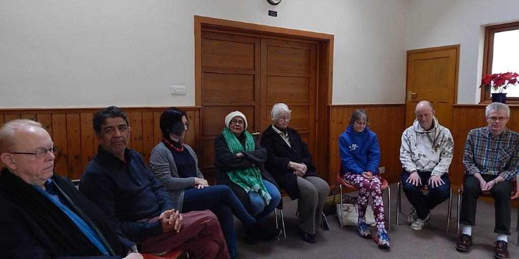 Maidenhead quakers meet for worship